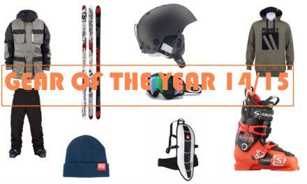Gear of the Year 14/15 – Parken