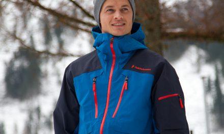 Peak Performance Men´s Heli Vertical jakke og buks.