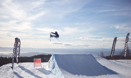 Nedtællingen til DM i freestyle ski og snowboard er begyndt