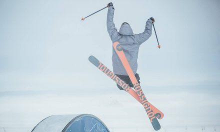 Tag på freestyle ski og snowboard camp med Danmarks bedste skiløbere og snowboardere