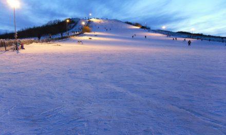 Nu mangler vi bare sneen: Ny skilift i Hedeland