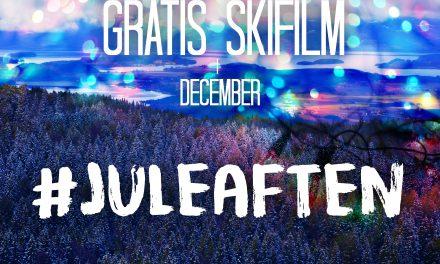 Gratis skifilm i hele december: Vol #JULEAFTEN