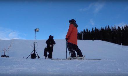 Framed Adventure Series: Reklame shoot