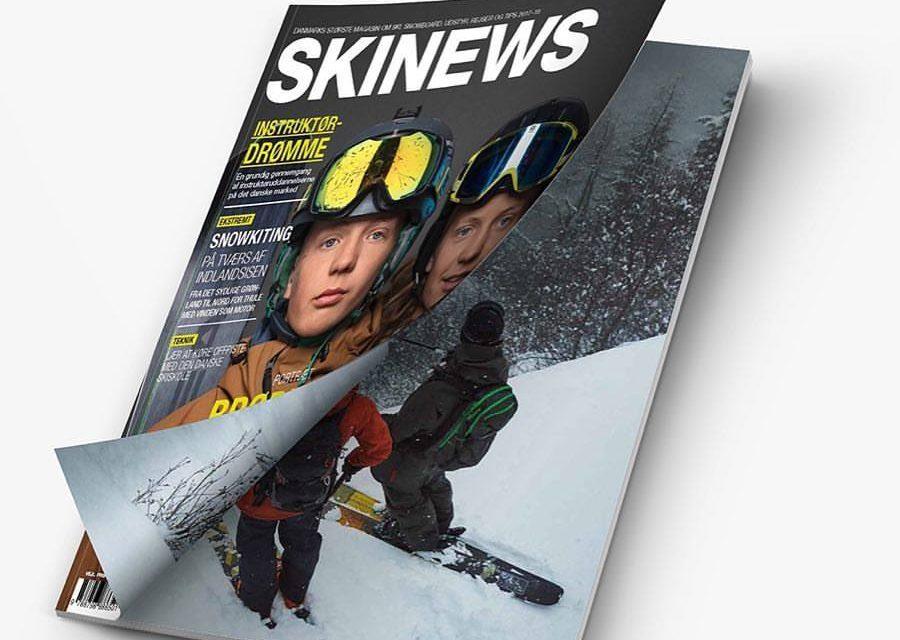 SKINEWS 2017/18 ude nu