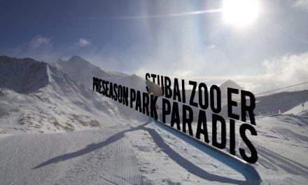 Stubai Zoo er preseason park paradis