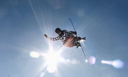 Sensationen Laila Friis-Salling er Danmarks kun tredje Vinter OL-deltager på freestyle-ski nogensinde