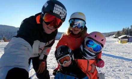 Skiudstyr til børn