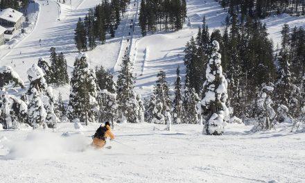 Magiske Pyhä skieventyr i Lapland