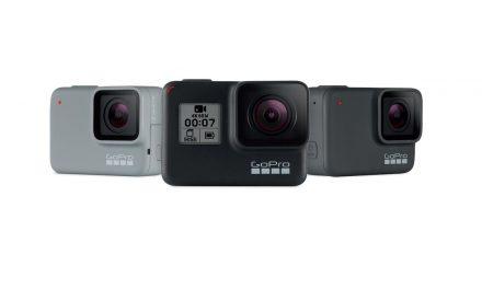 GoPro Hero7 – 3 nye kameraer