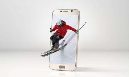 Brug din smartphone og få det meste ud af skiferien