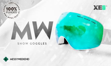 Danske iværksættere bag nyt goggles-brand: Mød MessyWeekend