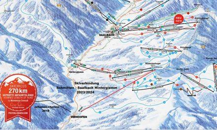 Endnu større Skicirkus: Østrigs største skisportssted