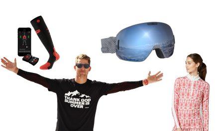 Julegaver til skiløberen
