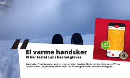 TEST: Lenz varmehandsker