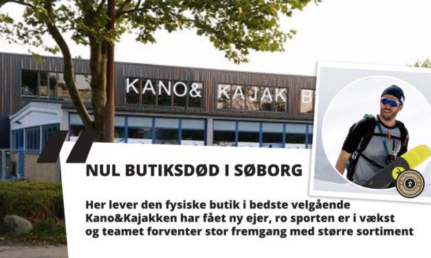 Nul butiksdød i Søborg