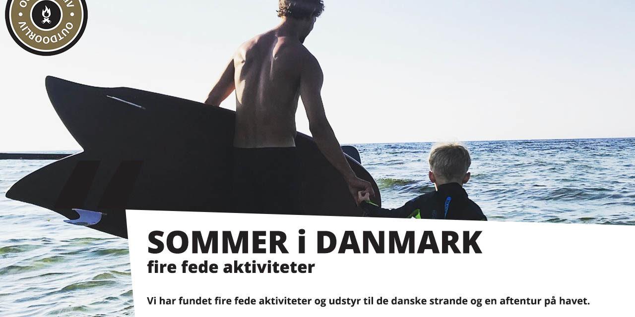 Sommer i Danmark