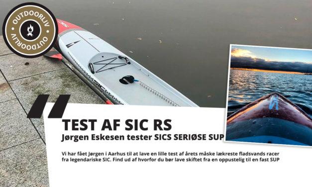 Test af SIC RS SUP